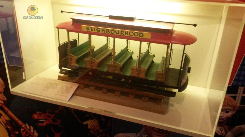 Mister Rogers Neighborhood Trolley