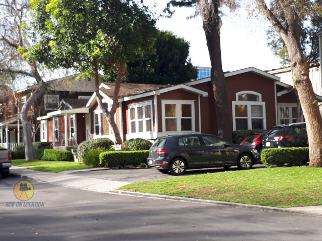 CBS Radford residential street