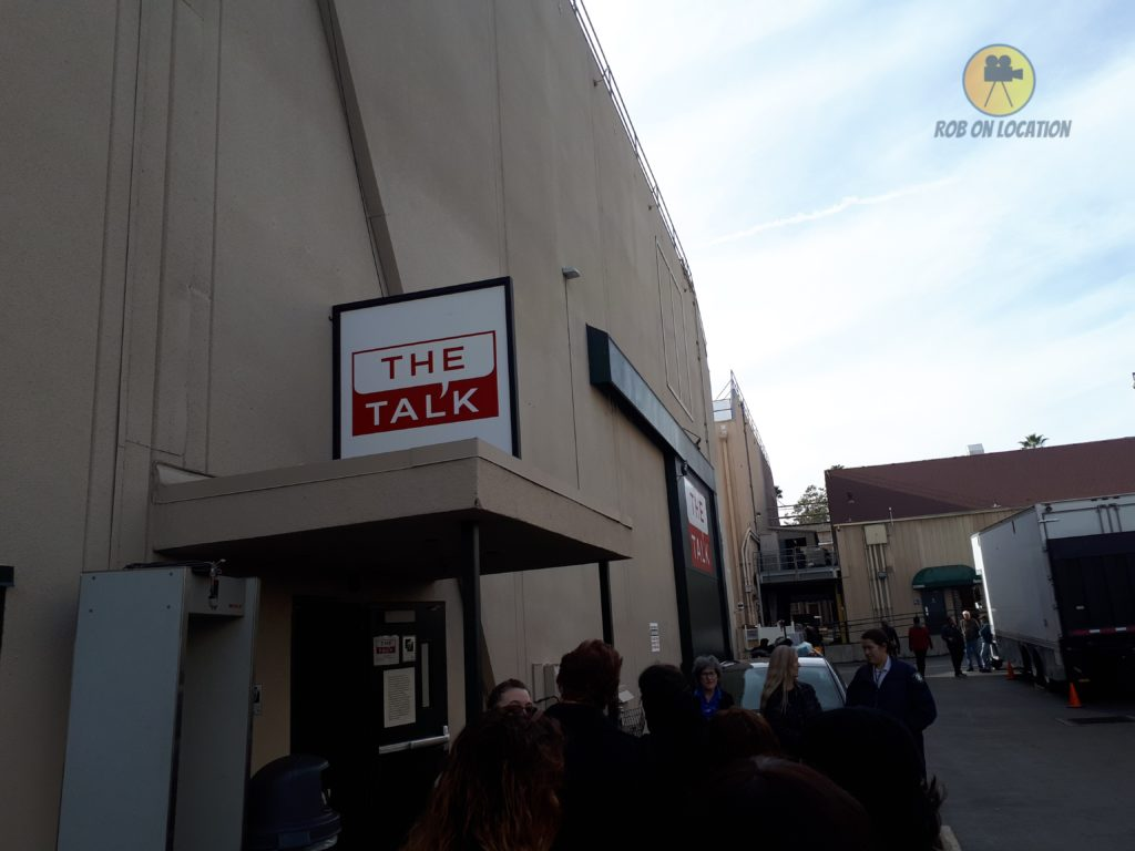 Soundstage at CBS Studio Center
