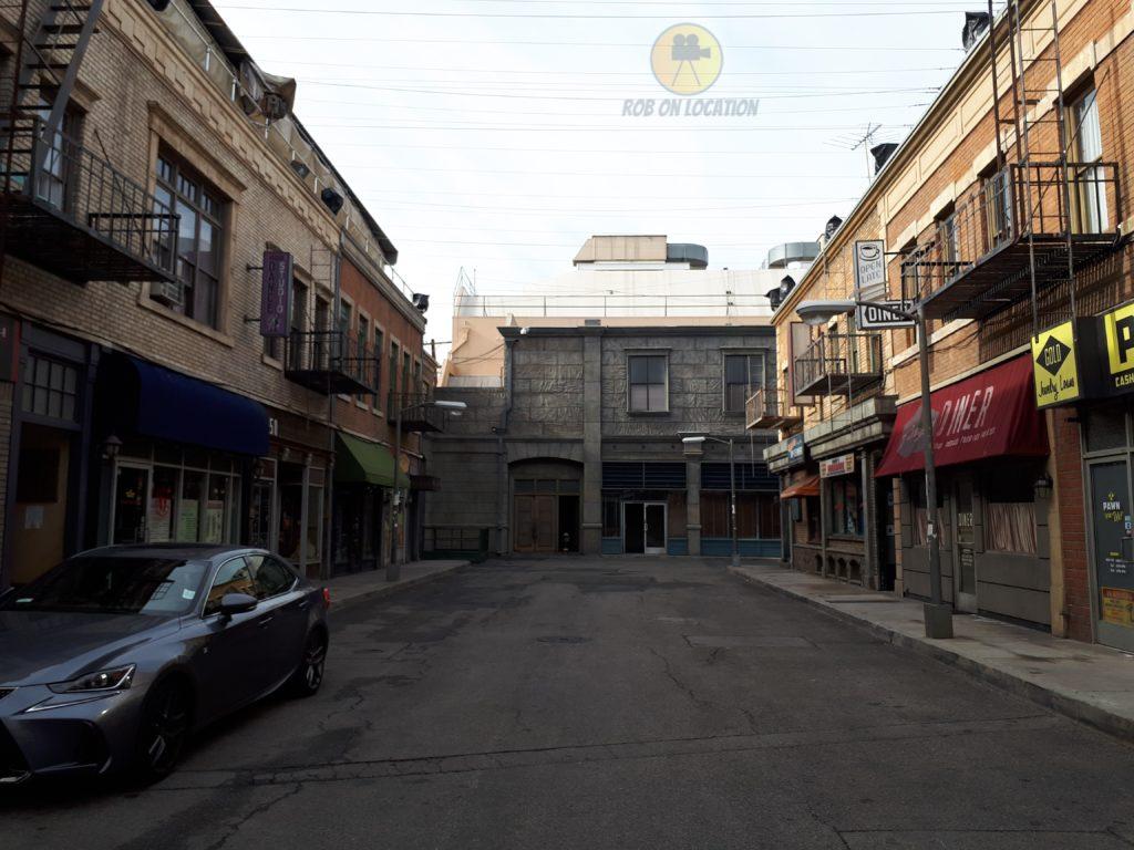 Seinfeld NY street location