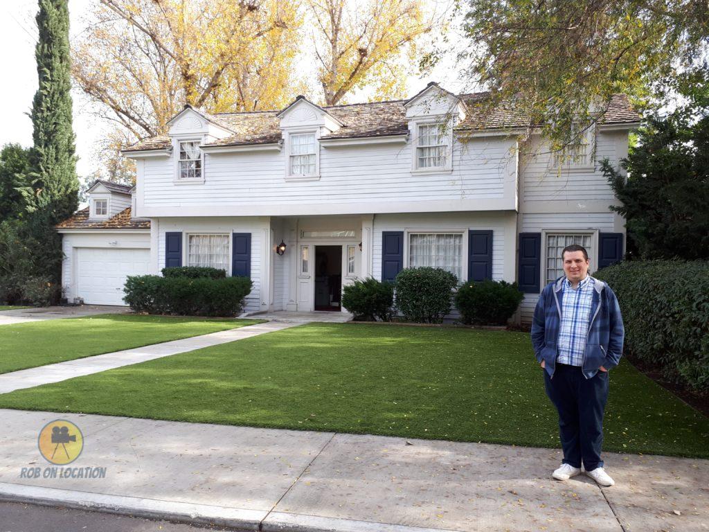 American Housewife house