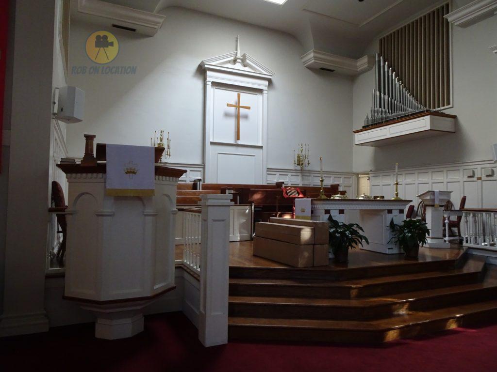 Young Sheldon Church