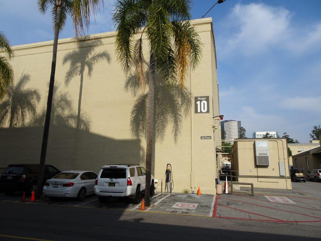 Warner Bros Soundstages