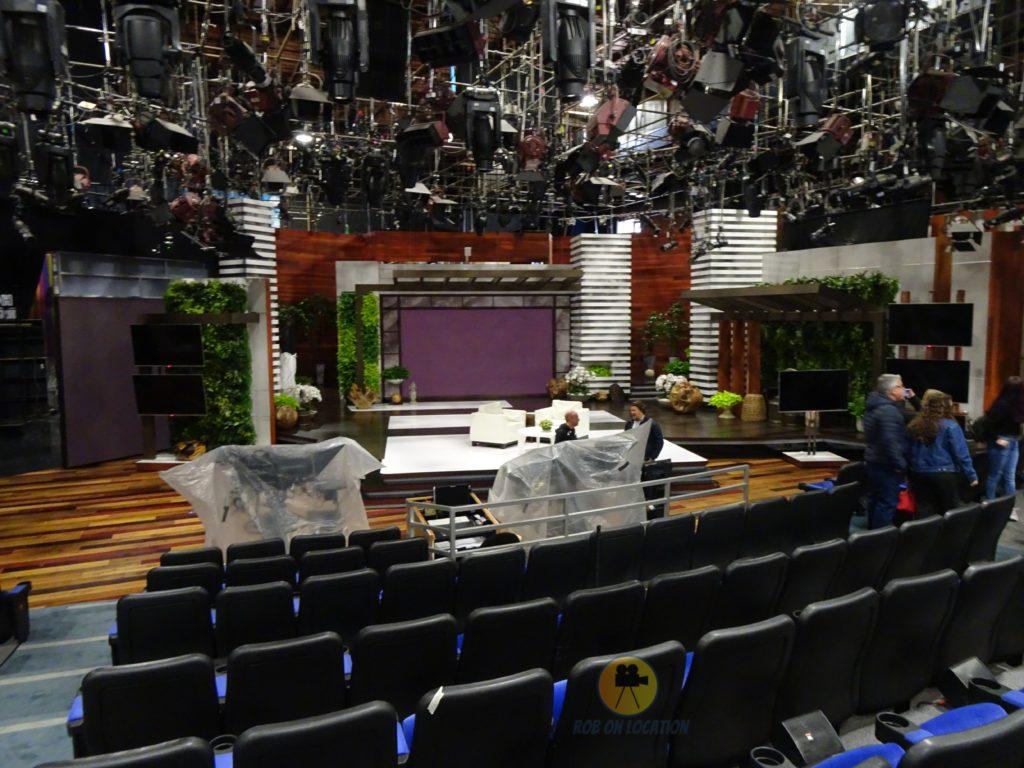 The Ellen Studio