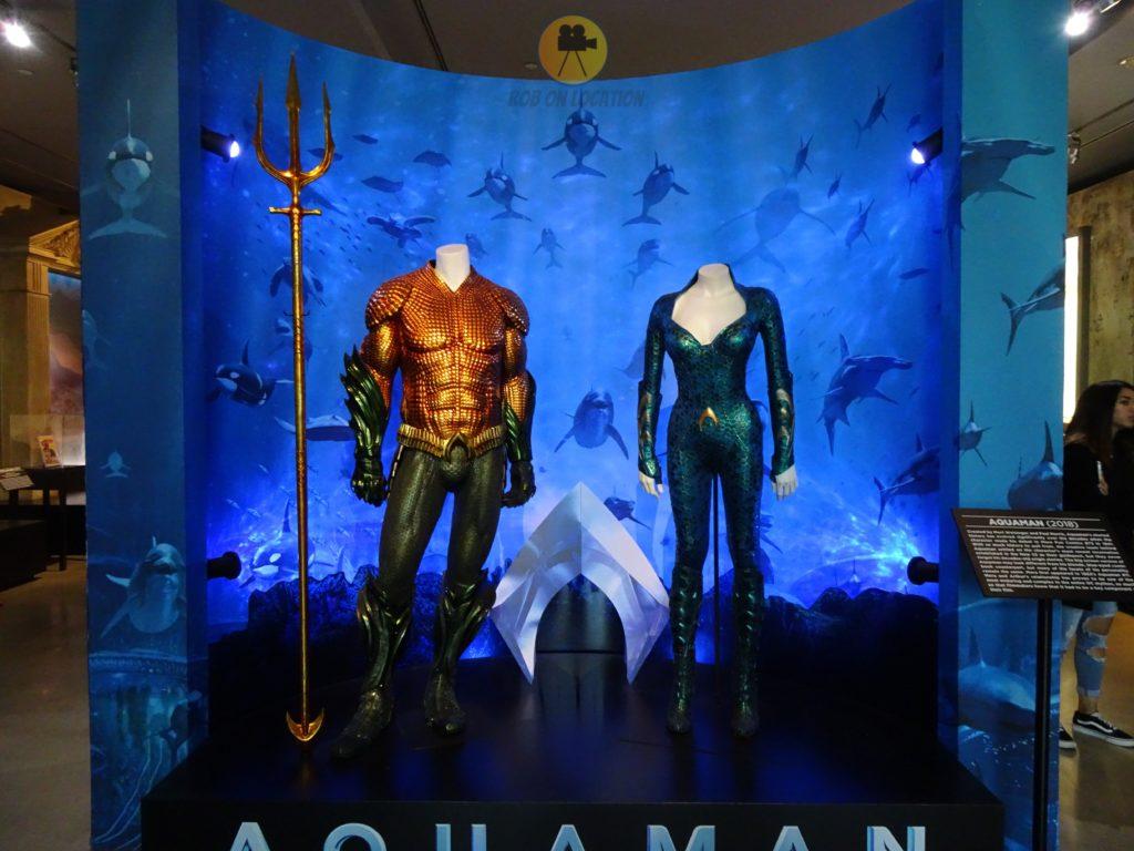 Aquaman costumes