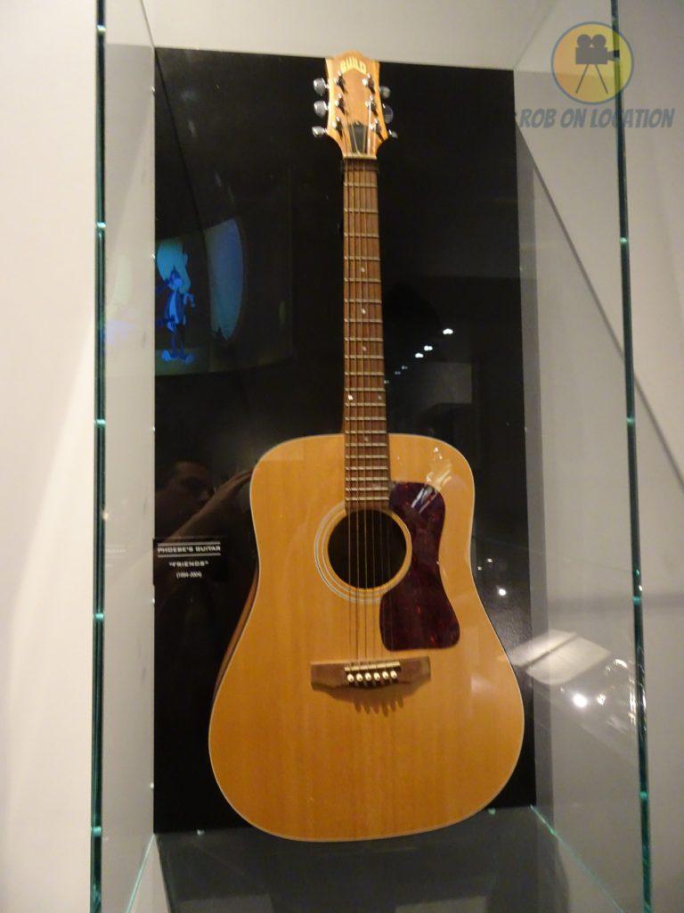 Phoebe's guitar
