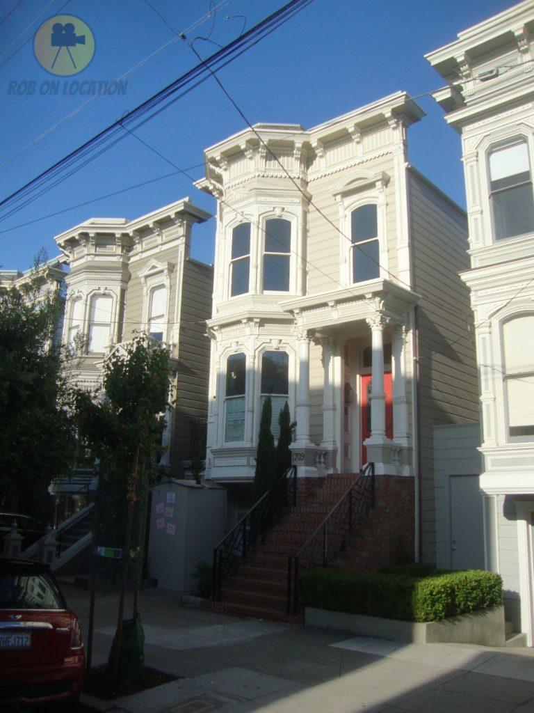 the Fuller House house
