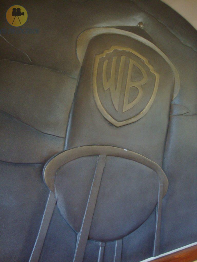 Warner Brothers Studios Entrance