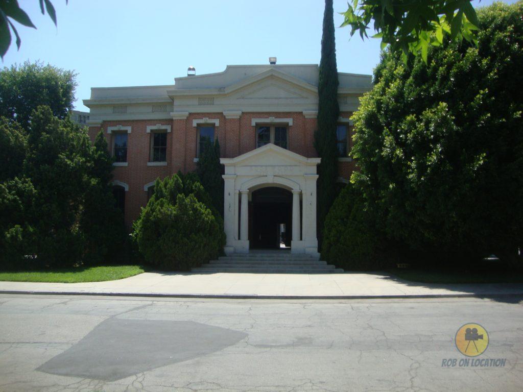 midwest street at Warner Brothers Studios