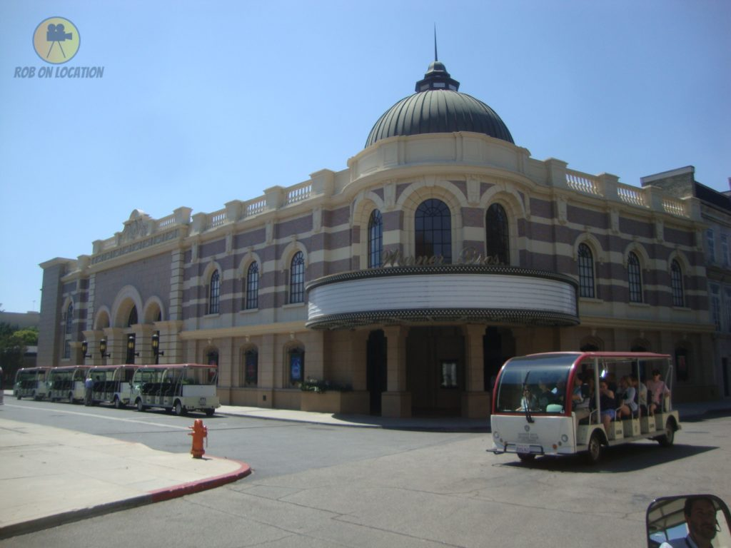 Warner Brothers cinema