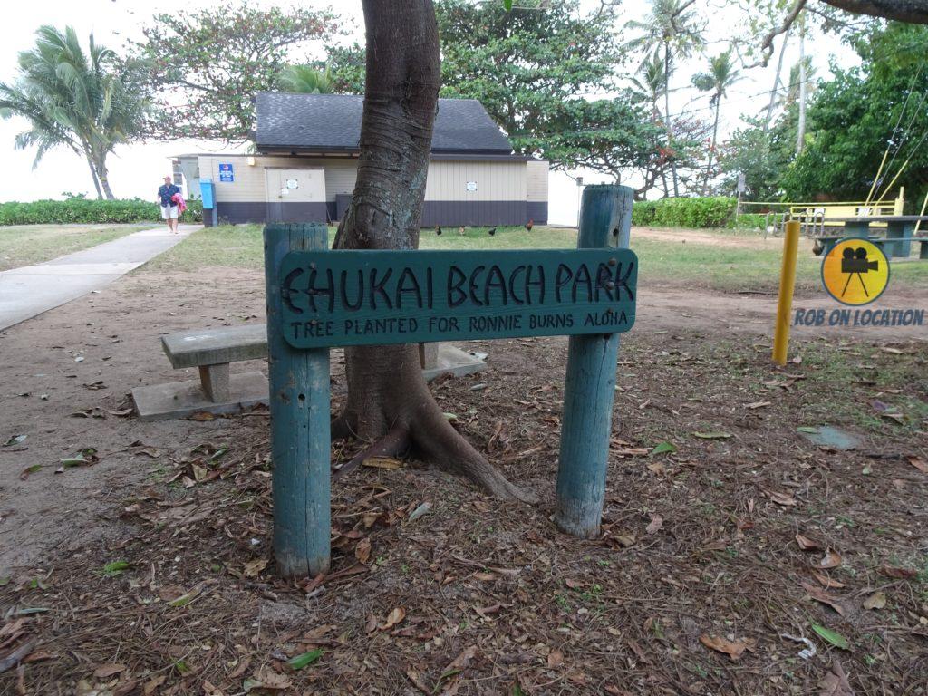 Ehukai Beach Park