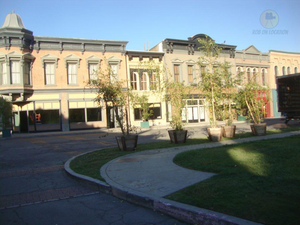Warner Brothers midwest street