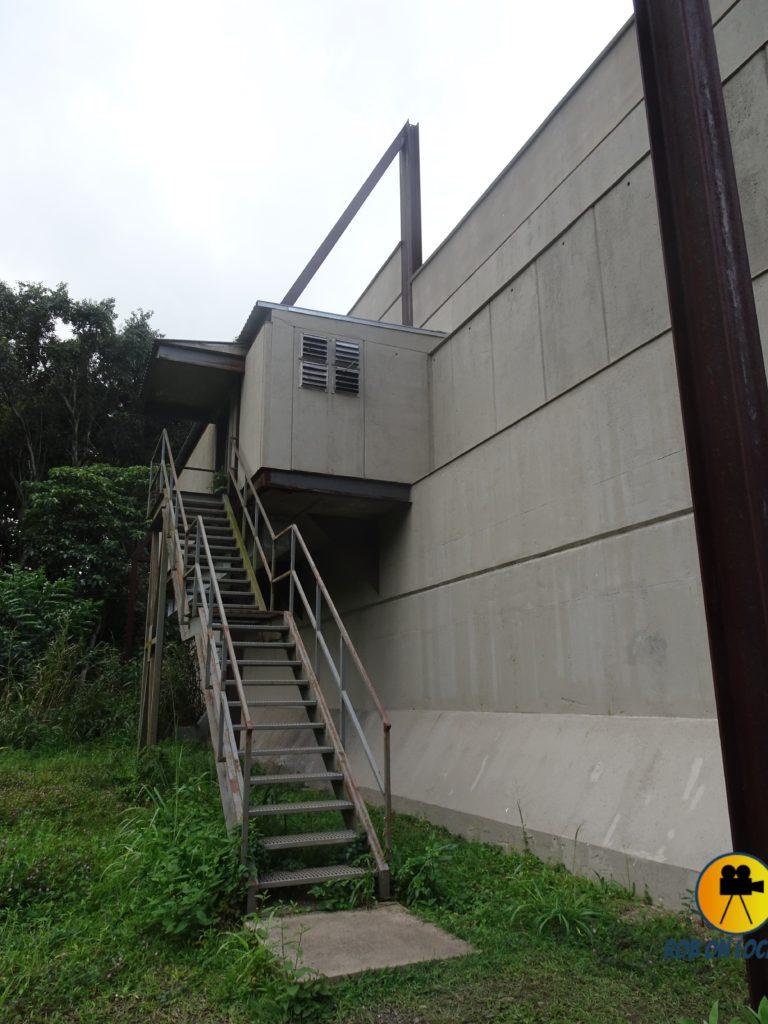Indominus Rex observation room
