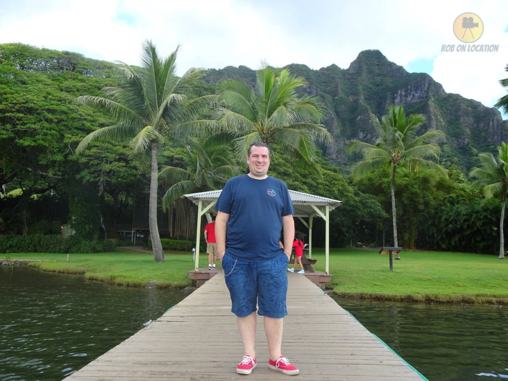 Kualoa Fish Pond