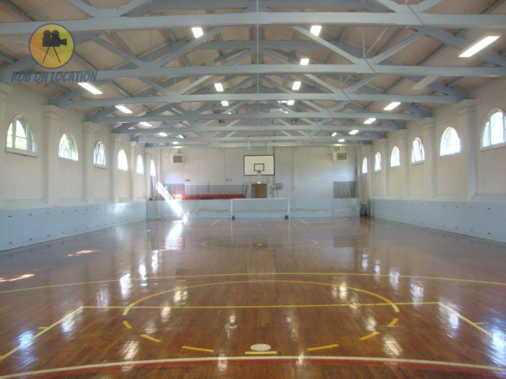 Billy Elliot gym