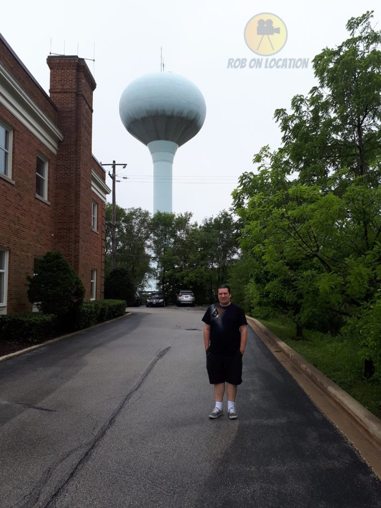 Save Ferris Water Tower