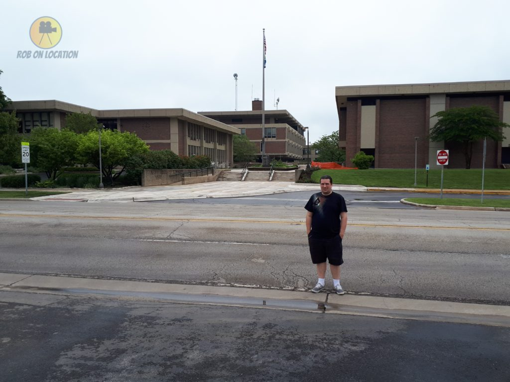 me at New Trier West High School