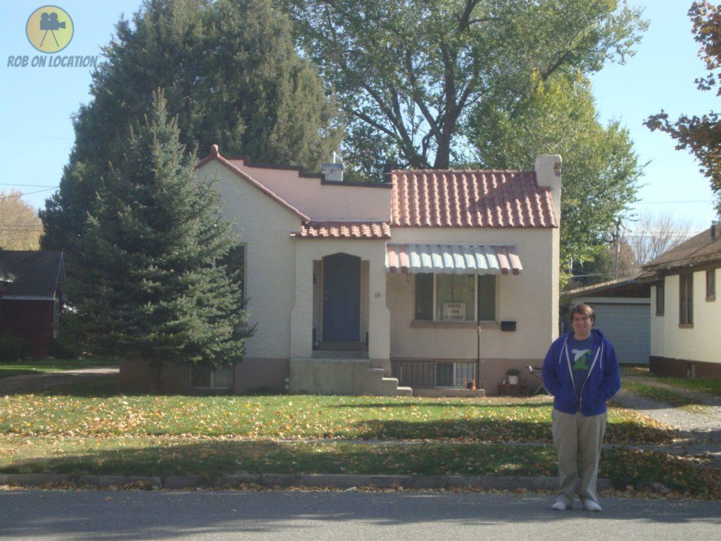 Pedro's house