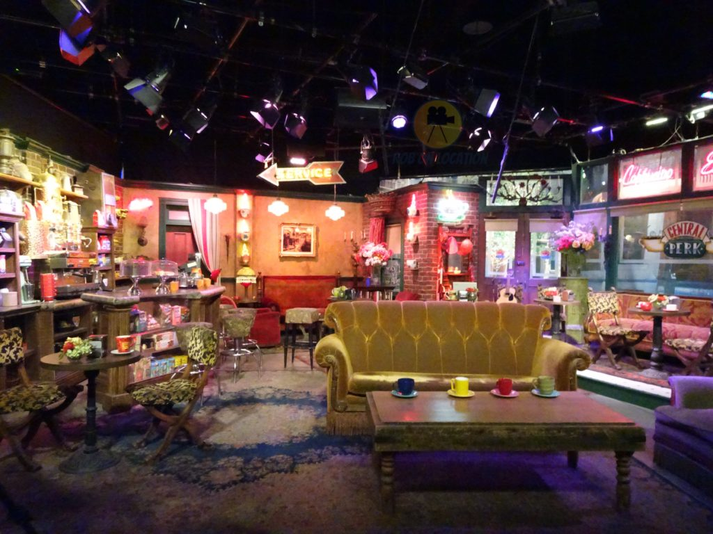 Central Perk at Warner Brothers