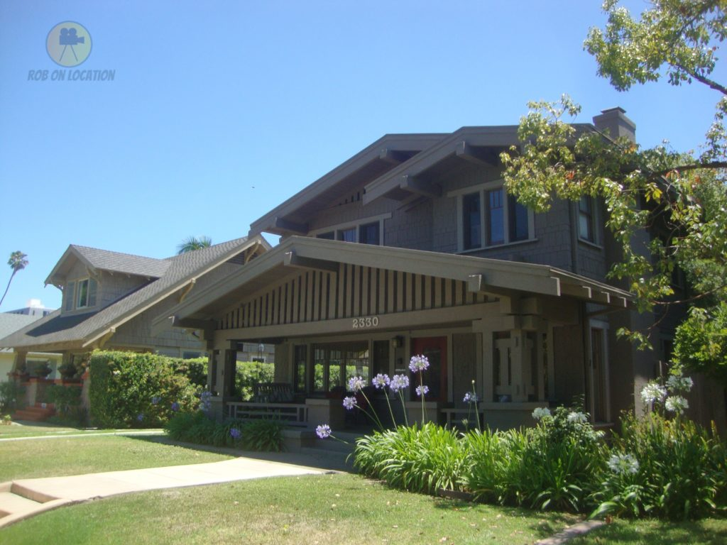The Fosters House