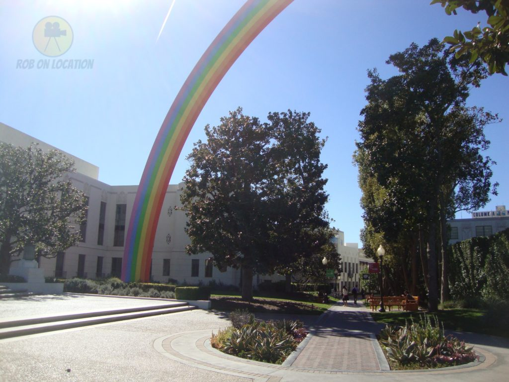 Over The Rainbow at Sony Pictures