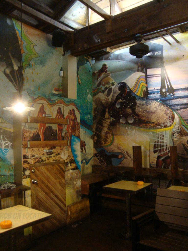 inside Dogtown Coffee