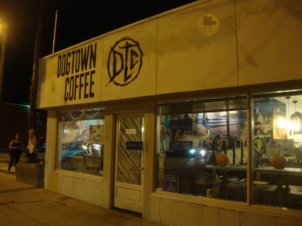 Dogtown and Z-Boys shop