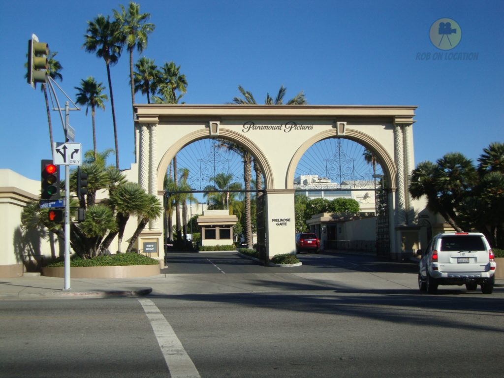 Paramount Pictures Gate
