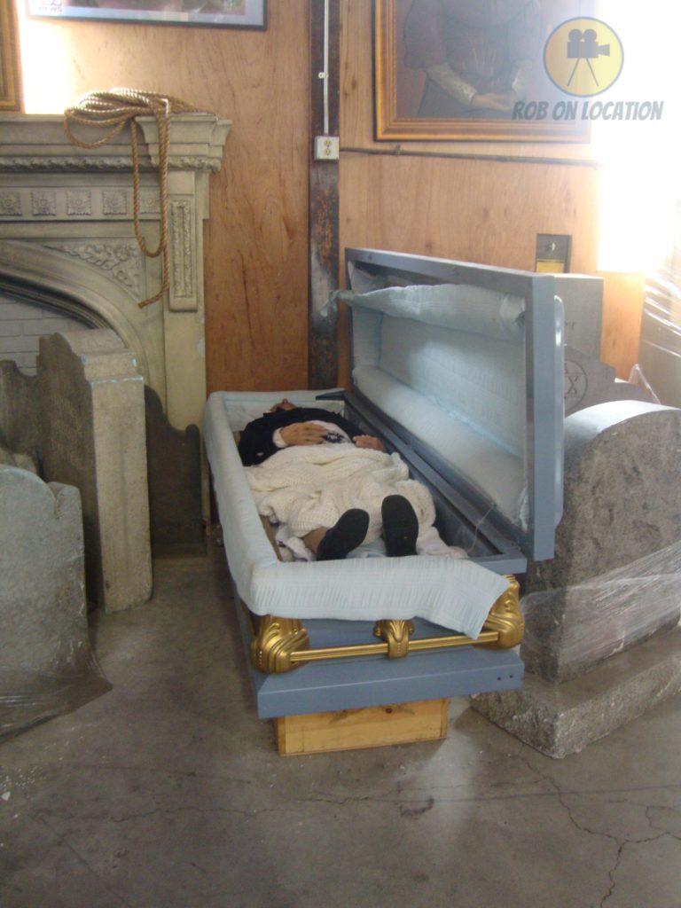 casket prop