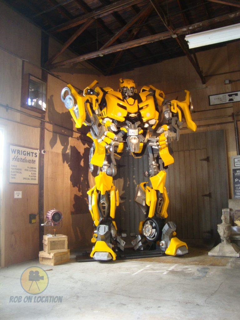 Transformers prop