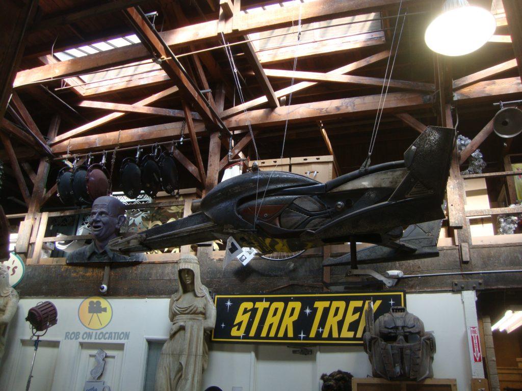 Star Trek props