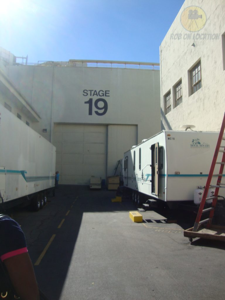 Paramount Pictures Soundstages