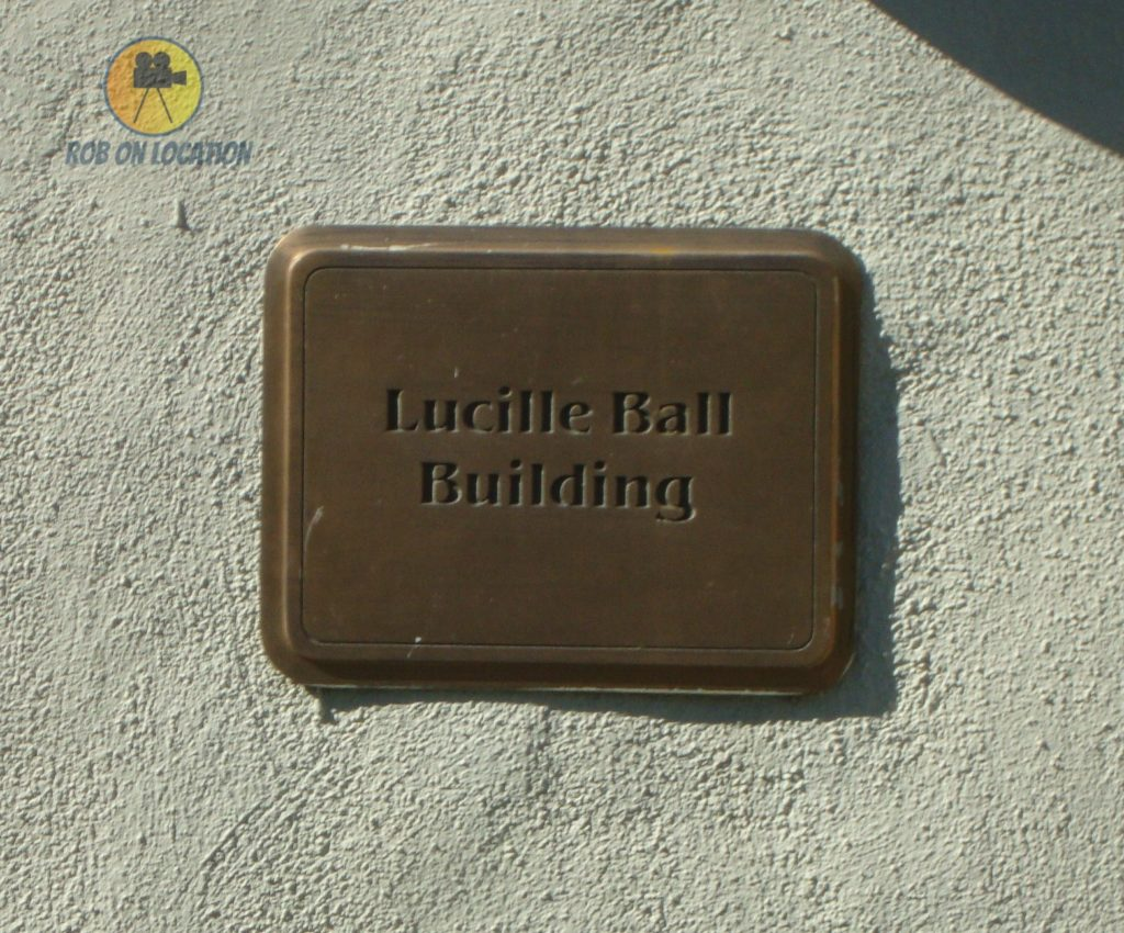 Lucille Ball Building