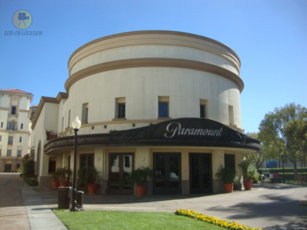 Paramount Pictures Theater