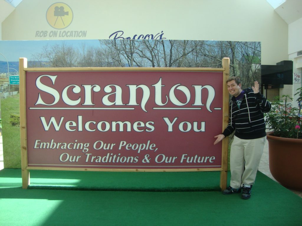 Scranton Welcomes You