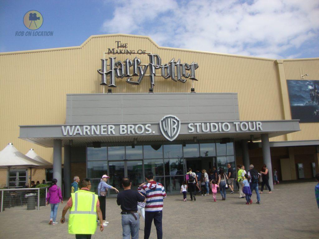 Harry Potter Warner Brothers London