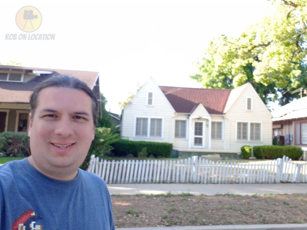 Pee Wee's Big Adventure House