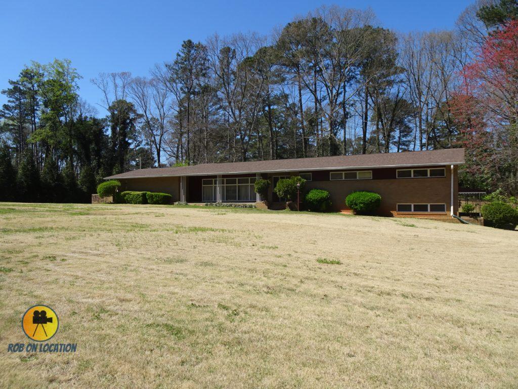 Barb Holland's house
