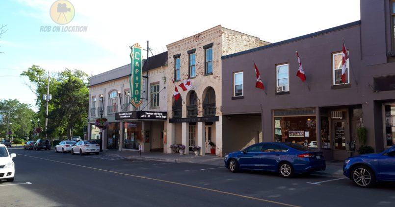 Stephen King's It Port Hope locations