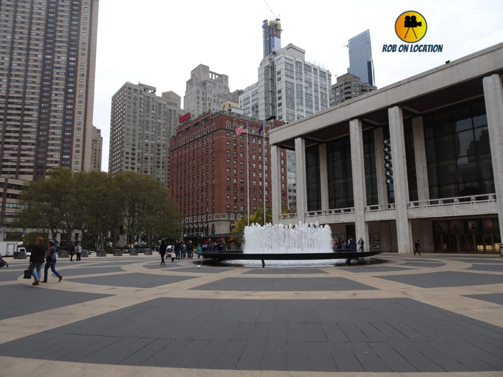 Lincoln Center Ghostbusters