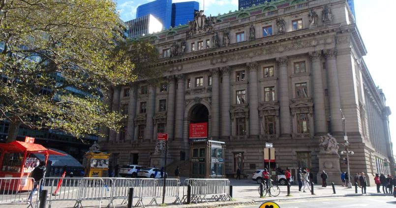 Ghostbusters 2 museum