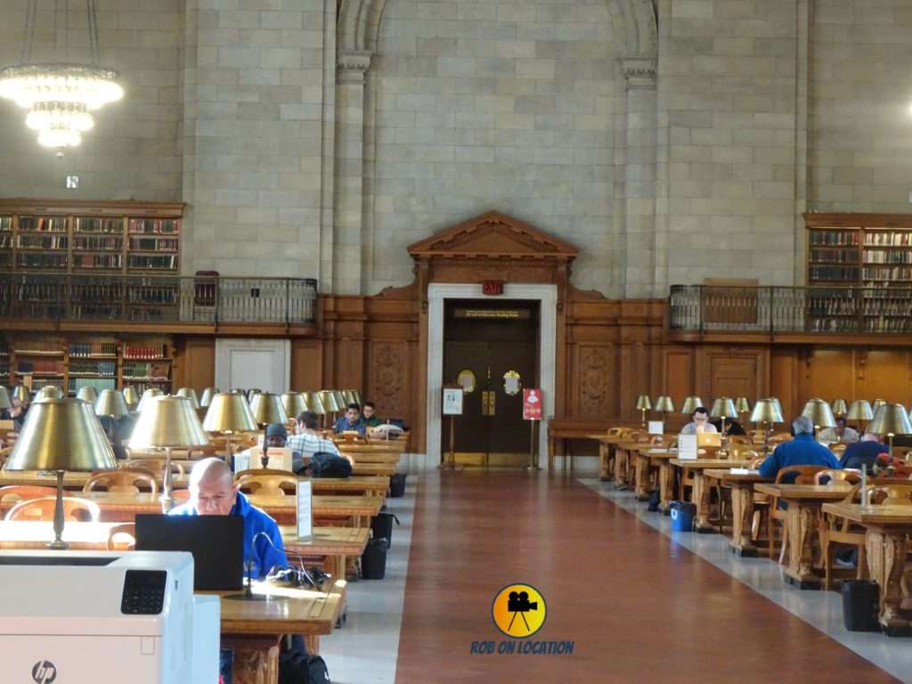 Ghostbusters library