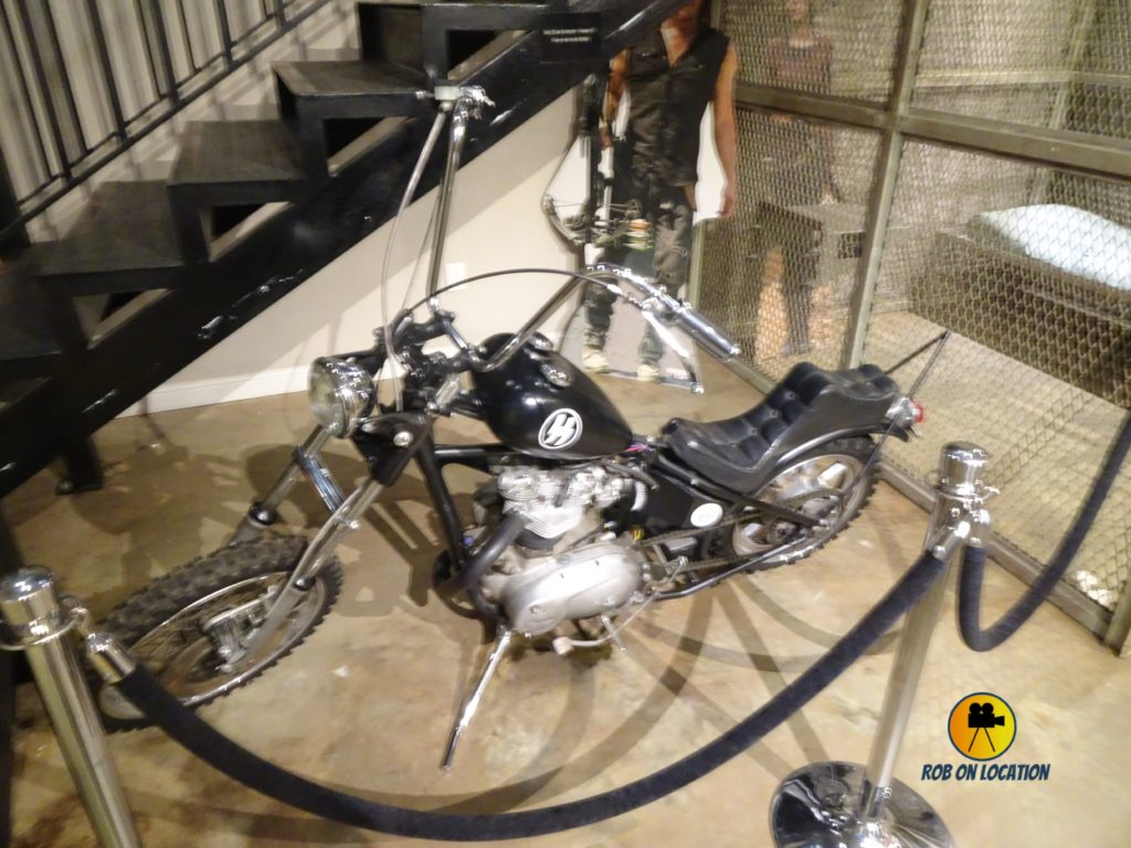 The Walking Dead motorcycle