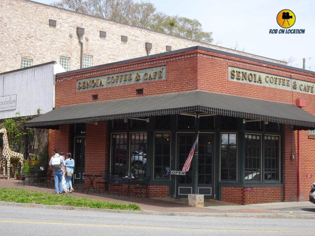 Senoia Cafe