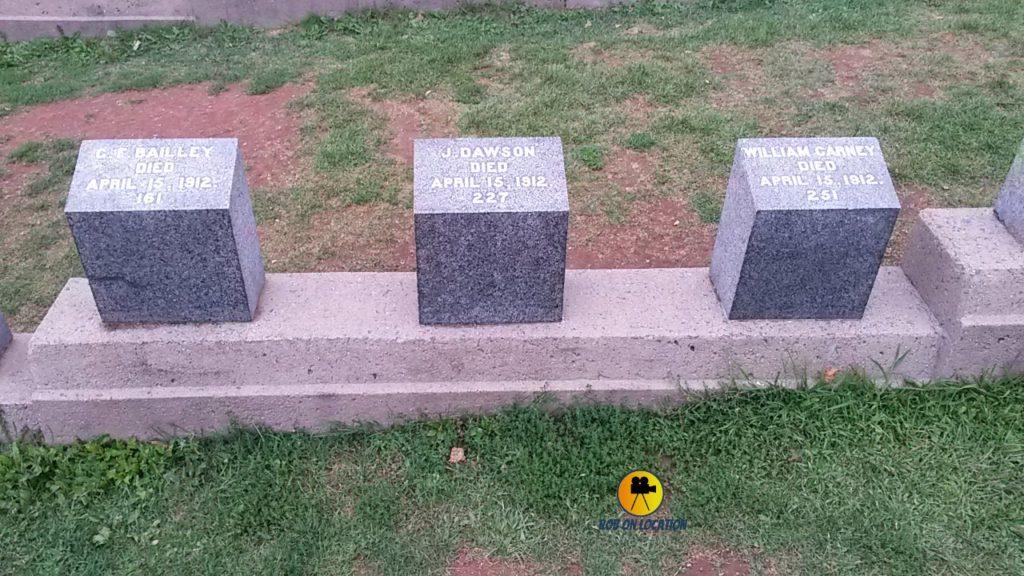 J Dawson grave
