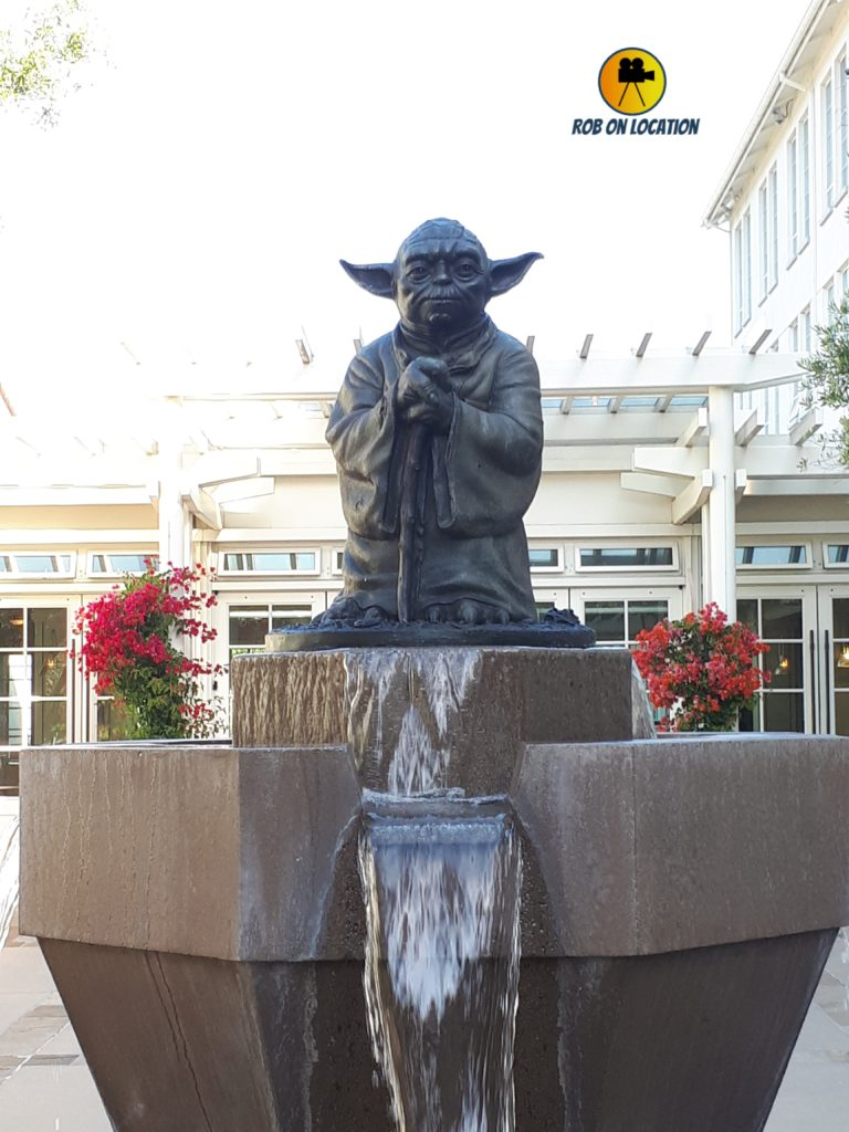 Lucasfilms Yoga Fountain