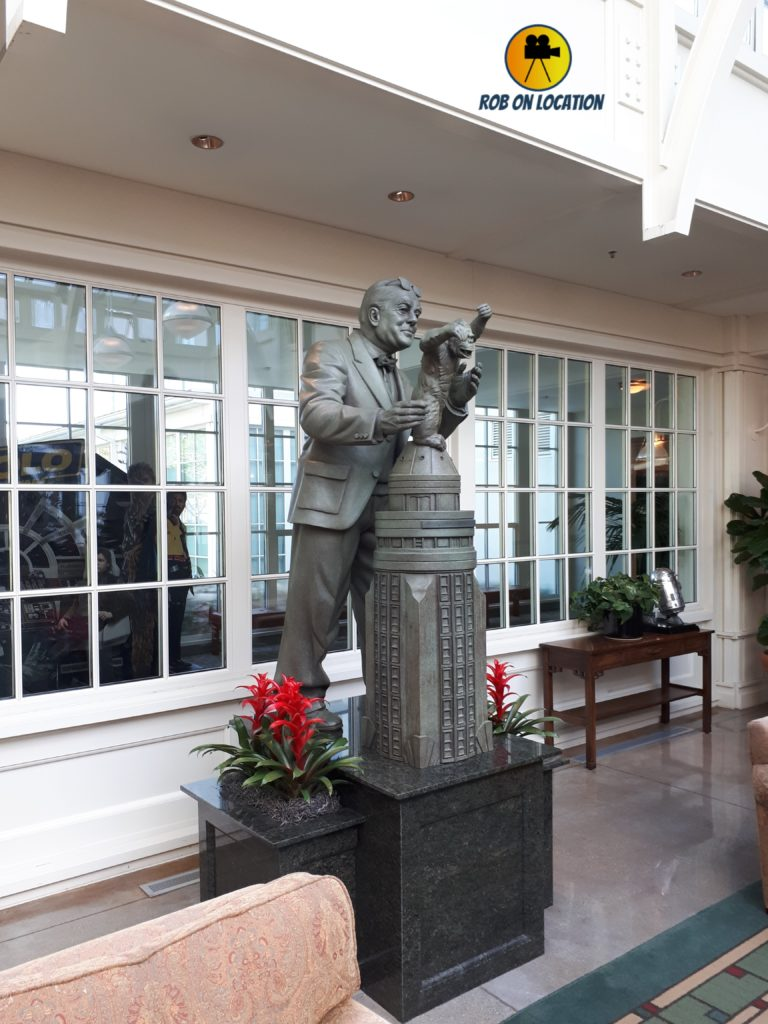 Lucasfilms Lobby King Kong