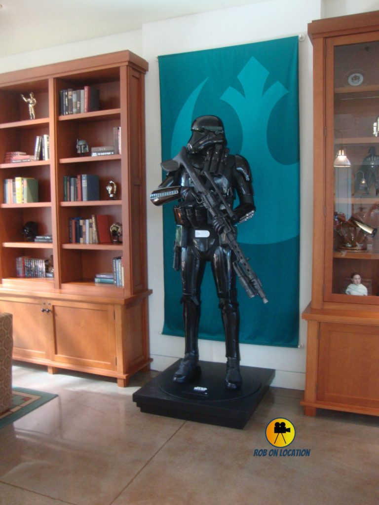 Lucasfilms Lobby Star Wars