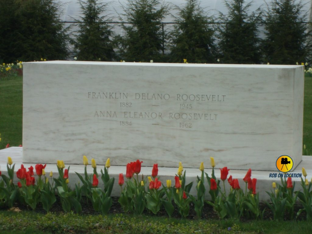 President Roosevelt Grave