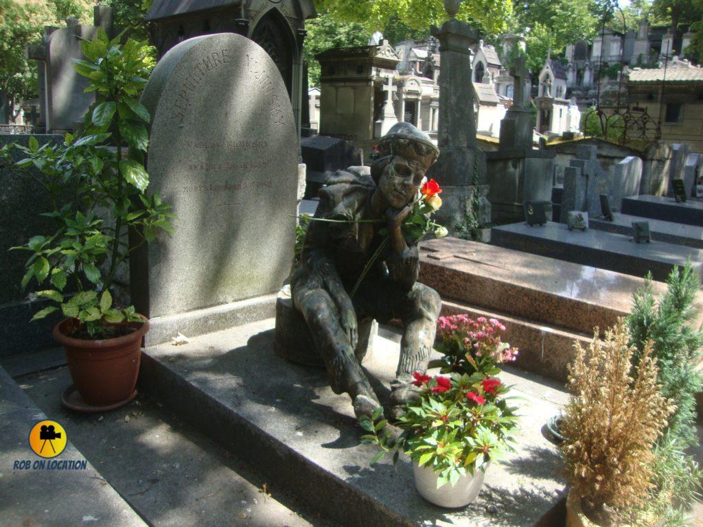 Nijinsky Grave